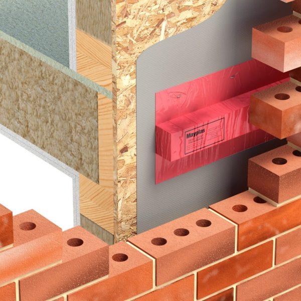Mayplas 551 Horizontal Timber Frame Cavity Barrier (1)
