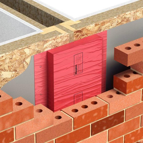 Mayplas 551 Party Wall Timber Frame Cavity Barrier (2)