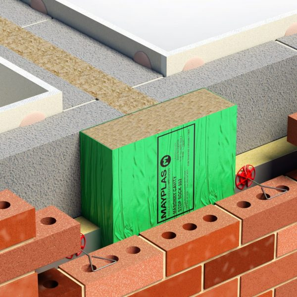 Mayplas 552 Party Wall Cavity Stop Sock Barrier