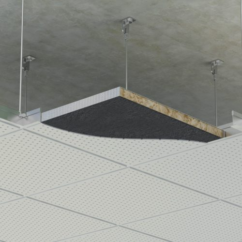 ACOUSTIC CEILING PAD 562