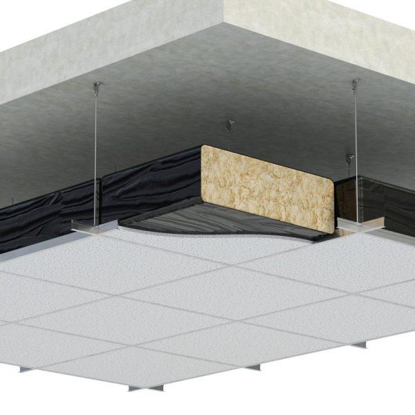 Mayplas 563 Polythene Enclosed Ceiling Pads