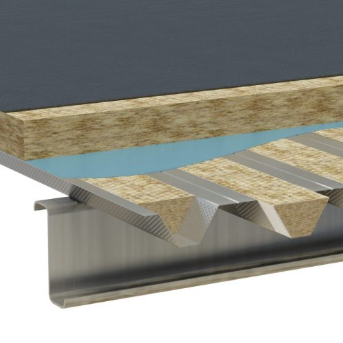 ACOUSTIC ROOF PROFILE 575