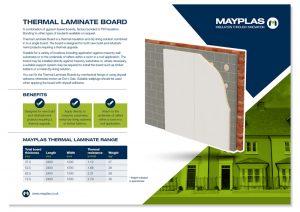 Mayplas Thermal Laminate Brochure