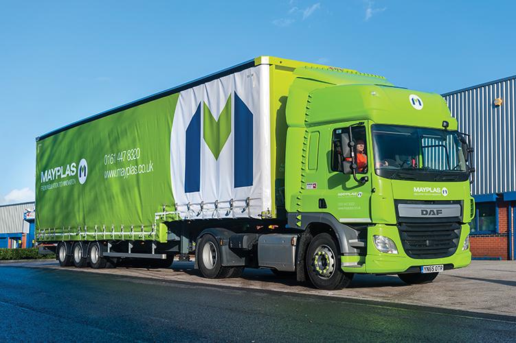 Mayplas Truck - 750x500pxls